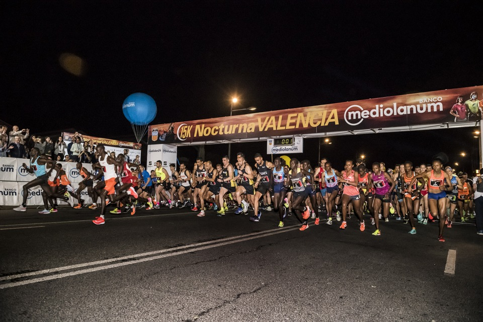 València 15k Nocturna