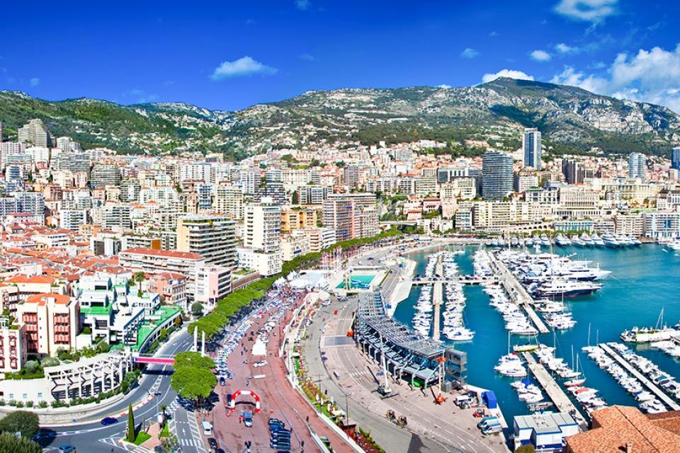 F1 Hospitality Monaco