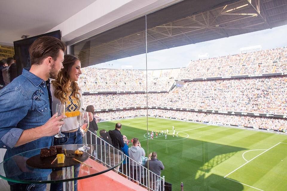 Valencia C.F. Palco Sponsoring